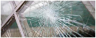 Hornsey Smashed Glass